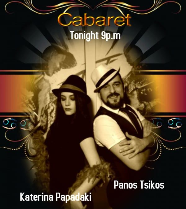 Cabaret Live Show – Book us now – Summer season 2019!